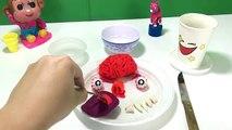 Klunatik Eating BRAINS, EYEBALLS and a TONGUE!!! Kluna Tik Dinner #37   ASMR eating sounds
