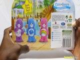 CARE BEARS BATH SQUIRTERS BATH TIME FUN REVIEW CHEER BEAR GRUMPY BEAR SHARE BEAR Toys BABY Videos
