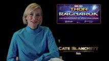 Cate Blanchett Stem Challenge