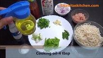 chicken chow mein recipe | chicken chow mein restaurant style | chicken hakka noodles