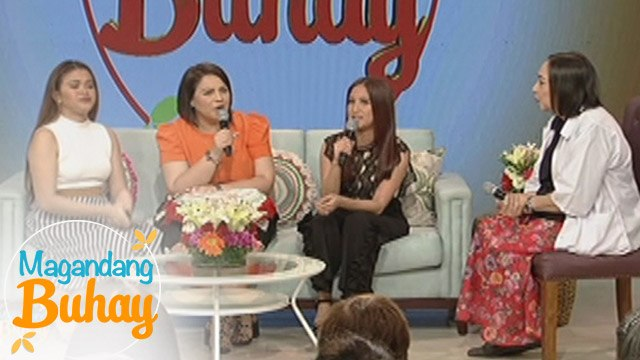 Magandang Buhay: Momshie Karla reveals something about her in-laws