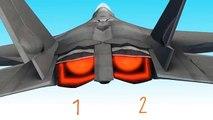 Sur avions enfants pour dans enfants Apprendre pilotes avions Vids 3d hd jets aapv