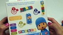Bloc blocs jouets Pocoyo construction de base Pocoyo Pocoyo bandai Labo