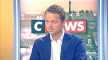 """Maël de Calan, candidat à la présidence LR ? : """"La décision sera prise la semaine prochaine"""""""