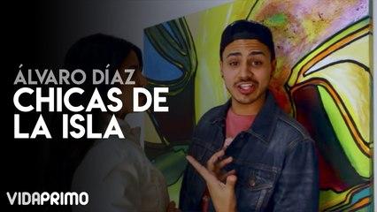 Álvaro Díaz - Chicas De La Isla