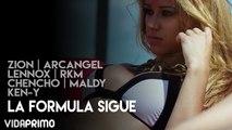 La Formula Sigue [La Formula] [Official Video]