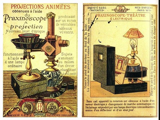 Lumière et Méliès :  les deux naissances du cinématographe (La révolution des images)
