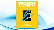 Broadway Favorites Trombone FREE Download PDF