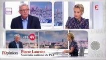 Nicolas Hulot: «Je n'ai pas voté Emmanuel Macron au 1er tour, j'ai voté Benoît Hamon»