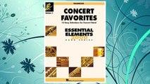 Concert Favorites Vol. 1 - Trombone: Essential Elements 2000 Band Series (Essential Elements 2000 Band Method) FREE Download PDF
