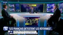 """""""Emmanuel Macron paie ses hésitations de communication"""" selon Florian Silnicki #ComPol"""