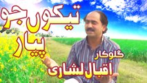Tekon Jo Payaar ketsay Singer Iqbal Lashari Saraiki Latest 2017 Song