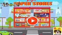 Les magasins enfants pour sur super drôle jeu mult Pepi super canal de jeux pour enfants marché svg