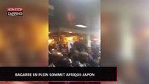 Sommet Afrique-Japon : Une bagarre éclate entre représentants marocains et sarahouis (vidéo)