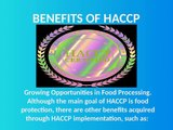 Benefits Of Haccp Certification And Training