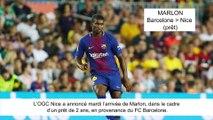 JT du Mercato (30/08/17) : Baldé à Monaco, Jovetic à Monaco, Lemar vers Liverpool...