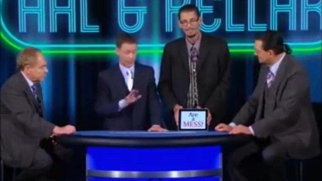 Watch Penn & Teller: Fool Us - Season 4 Episode 8 Full Watch Streaming HD