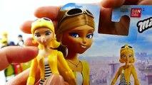 Fourmi chiffres complet Coccinelle miraculeux Ensemble jouets Action de compilation marinette adrien chloe