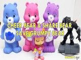 CHEER BEAR ,&, SHARE BEAR ,SAVE ,GRUMPY BEAR ,CARE BEARS ,PINYPON ,BATH SQUIRTERS ,BLACK PANTHER ,MARVEL ,Toys BABY Vide