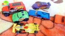 Voiture des voitures pour chaud enfants foudre enregistrer homme araignée jouets contre roues McQueen Disney