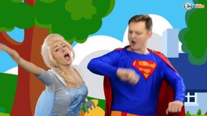 Old MacDonald | Kids Nursery Rhymes Song | 3D Kindergarten by Little Baby Songs