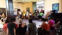 Stage de danses afro-cubaines en février 2017 avec WWW.DANSACUBA.COM
