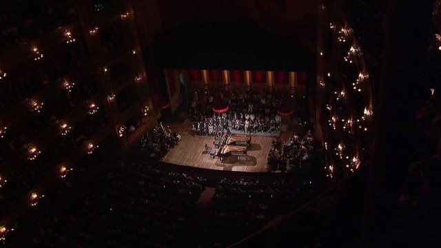Daniel Barenboim - Schumann: Andante & Variations for 2 Pianos, 2 Cellos & Horn, WoO 10