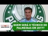 Quem será o técnico do Palmeiras em 2017?