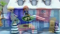 En por dibujos animados de Elsa congelado completo gracioso Casa bromista envenenado cacas hombre araña superhéroe epis