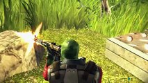 Sniper Fury (by Gameloft) - iOS/Android - HD Gameplay/Walkthrough Chapter 3 Jungle SNIPER