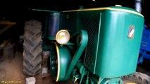 Sorti  de Garage en Bretagne avec cettecollection d'un passionnéde tracteurs années 19501960 et 1980Tracteur société française 320 ,Lanz Bouldog 1960 , Landini R4000Fendt  DieselRoss Someca  SDT 480