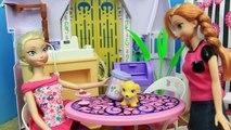 Et Cendrillon fou gelé va blanchisserie farce Princesse machine à laver avec Elsa barbie alex disney