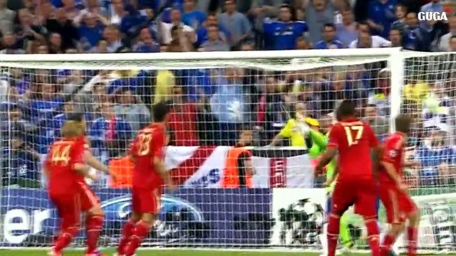 Champions League Final 2012 - Bayern Munich vs Chelsea - Highlights