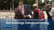 Tagesschau in 100 Sekunden 30. 08. 2017 (mit Jan Hofer)
