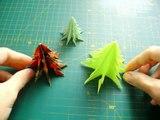 Noël arbre de à comme artisanat artisanat de papier Nouvel An pour faire un arbre de Noël avec ses mains