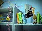 Un et un à un un à et pont pour chèvres enfants petit histoires deux Fables clips fable