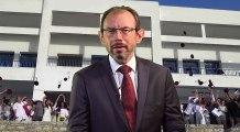 Message de rentrée de Christophe Bouchard, directeur de l'AEFE