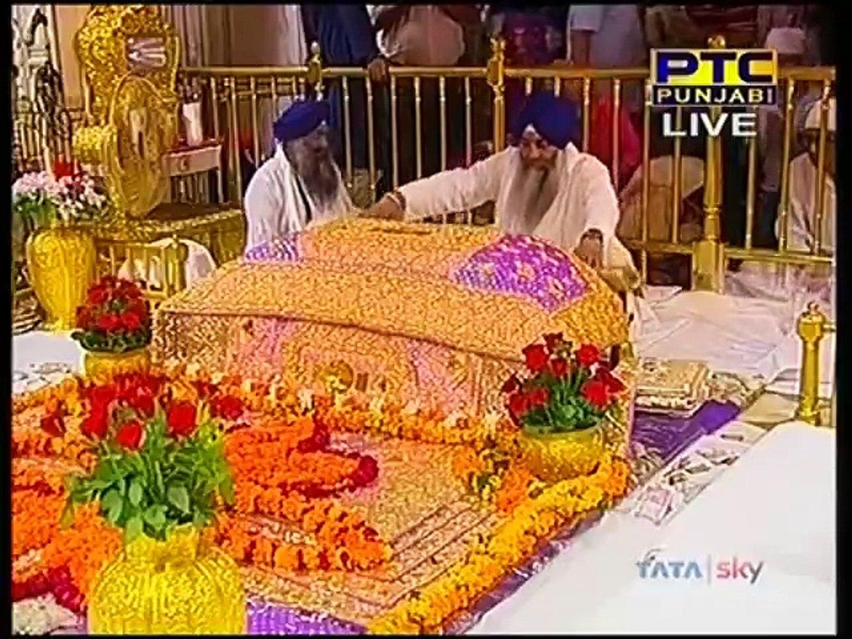Live Kirtan from Sri Darbar Sahib, 30 AUGUST 2017 (Evening)