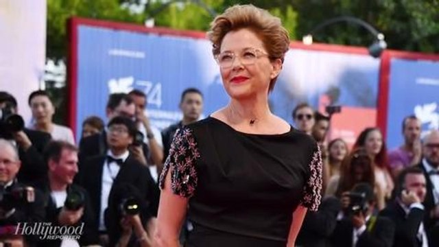 Jury President Annette Bening Points Out The Lack of Female Directors at Venice Film Festival | THR News
