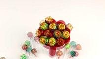 Et Bonbons couleurs concours comte amusement amusement Apprendre apprentissage leçon à Il avec chupa chups 3