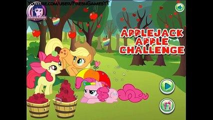 Pomme cidre fort défi pour relation amicale Jeu est est est enfants petit la magie Magie mon poney