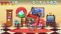 Mon animal de compagnie virtuel avec Chaton Défi Bubu Les cocktails toxiques mon bubbu chat virtuel