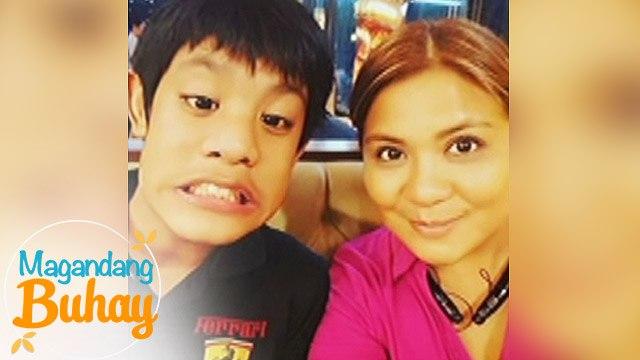Magandang Buhay: Why Candy Pangilinan gets emotional