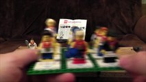 LEGO Team GB London Olympics new figure collection review!