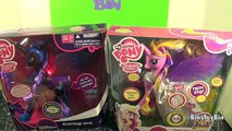 Par par exclusif petit la manie mon Nouveau poney Princesse Parlant jouet jouets Nous Celestia r bins bi