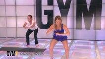 'Cuisses / Fessiers' avec Sandrine - GYM DIRECT du 06/09