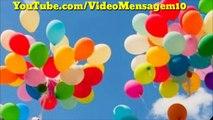 Te amo minha filha FELIZ ANIVERSÁRIO vídeo mensagem de mãe para filha que faz aniversário PARABÉNS