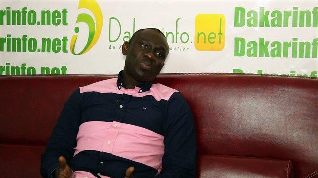 Regardez la reponse de Pape Diouf à Waly ( Extrait de l'emisson Ganou keur Gui)