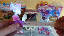 Achevée LEurope  content dans repas Nouveau Ensemble jouets déballage Super mario mcdonalds