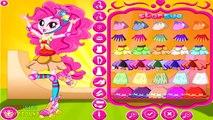 Mon petit poney Équestrie filles auriculaire tarte rouleau patins Robe vers le haut Jeu pour filles